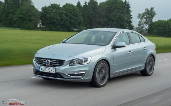 Drive-e de Volvo: Líder mundial en combinar potencia y bajas emisiones