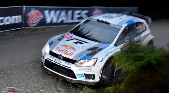 WRC: Ogier gana el último tramo de calificación de la temporada