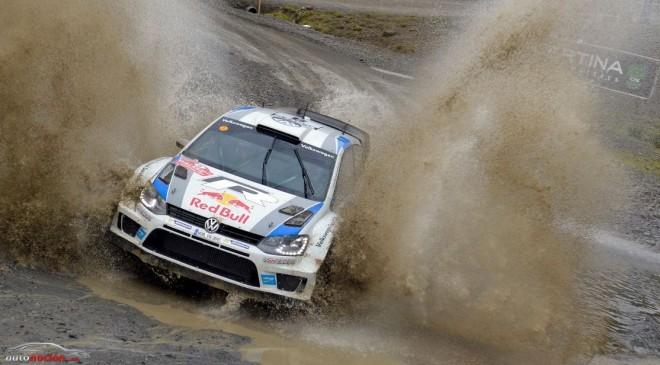 WRC: Ogier culmina la temporada ganando el Rally de Gales