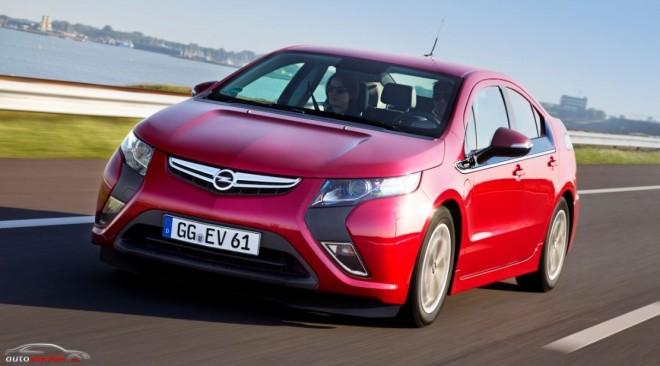 Dos años del Opel Ampera: el coche eléctrico sin compromisos