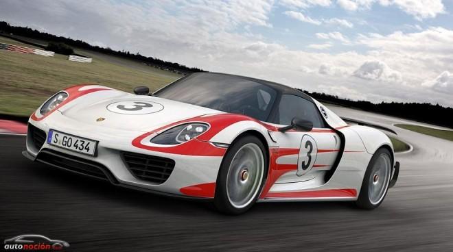 Porsche 918 Spyder con paquete Weissach: Mejora en todos los sentidos