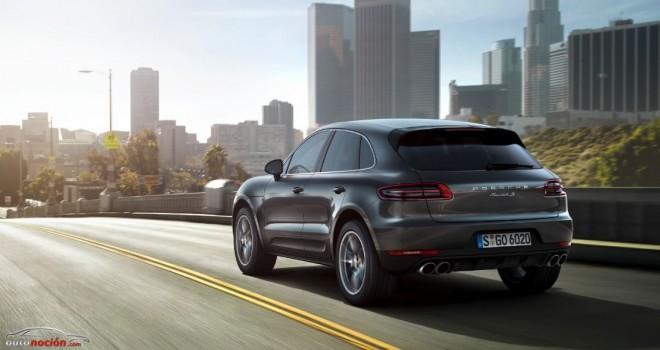 Porsche ofrecerá motores de 4 cilindros en su gama