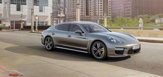 En la cima del Gran Turismo: Nuevo Porsche Panamera Turbo S