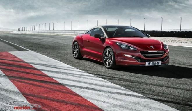 El Peugeot RCZ R disponible en 2014 desde 31,17 euros el kilo