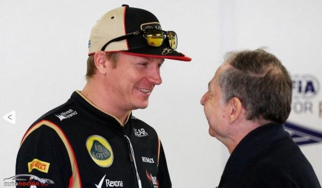 Raikkonen no correrá las dos últimas pruebas del año