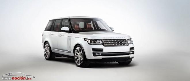 Ahora el Range Rover más largo