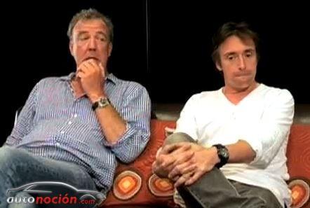 Jeremy Clarkson y Richard Hammond cazados en Francia por exceso de velocidad