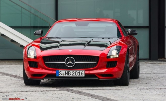 Así es el SLS AMG GT FINAL EDITION: El punto final del superdeportivo