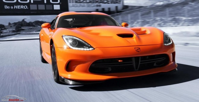 Viper SRT Time Attack: ¿El berrinche de Dodge podrá con el ZR1?