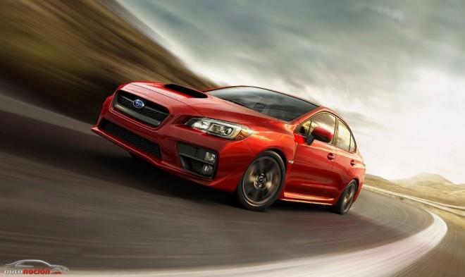 Más información del Subaru WRX y la nueva generación de motores Boxer Turbo