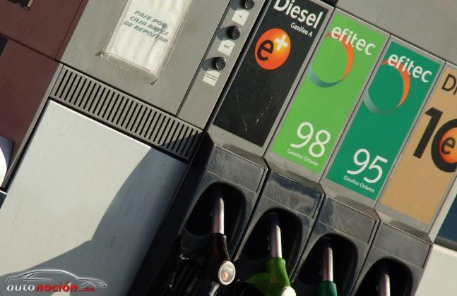 ¿Sabías que en E.E.U.U. el litro de gasolina cuesta menos de 0.60 céntimos de euro?