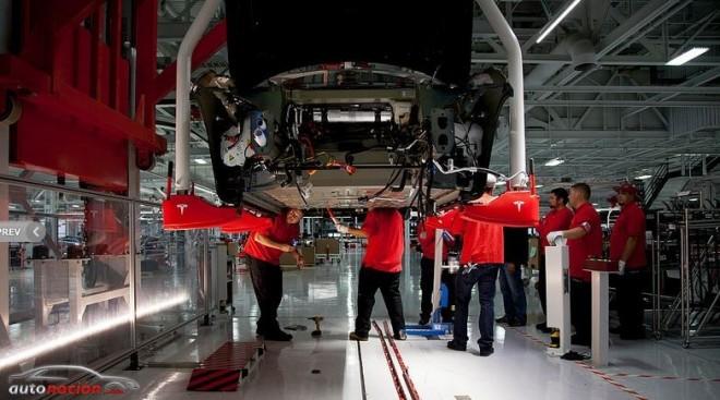 Tesla podría verse forzada a construir una Mega Factoría de baterías dada la demanada y sus planes de ventas