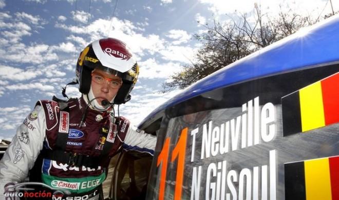 Thierry Neuville se decanta por Hyundai para 2014