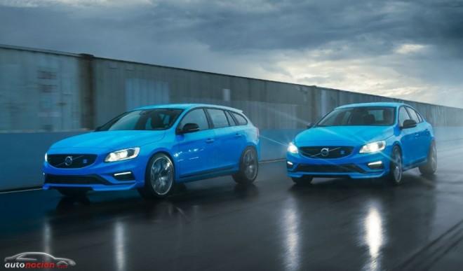 Volvo comienza la producción de las 750 unidades del nuevo Volvo S60 y V60 Polestar