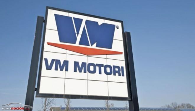 El Grupo FIAT se hace con el control de VM Motori