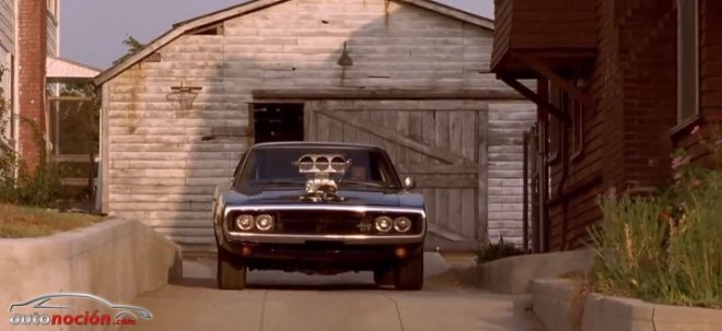 A la venta un coche de película: Dodge Charger 1970 Fast & Furious