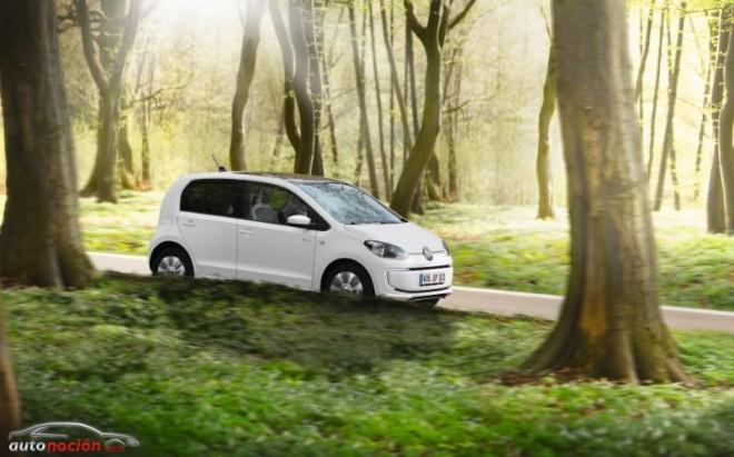 Volkswagen ofrecerá un vehículo de propulsión convencional a los compradores de eléctricos