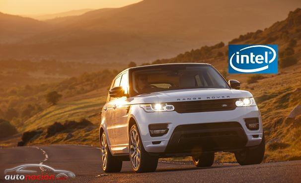 ¿Qué hace Intel trabajando con Jaguar Land Rover?