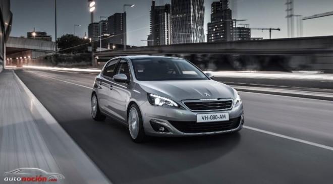 El Peugeot 308 estrena combinación: Ahora el motor 1.6 BlueHDi 120 cv se puede asociar con la caja automática EAT6
