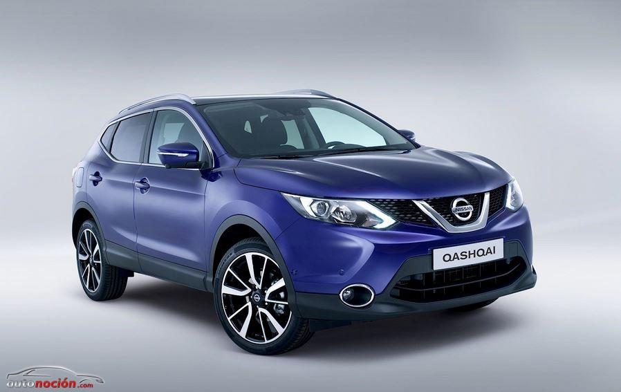Así es la nueva generación del Nissan Qashqai