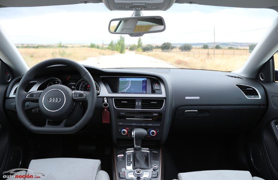 audi s5 2014 coupe interior