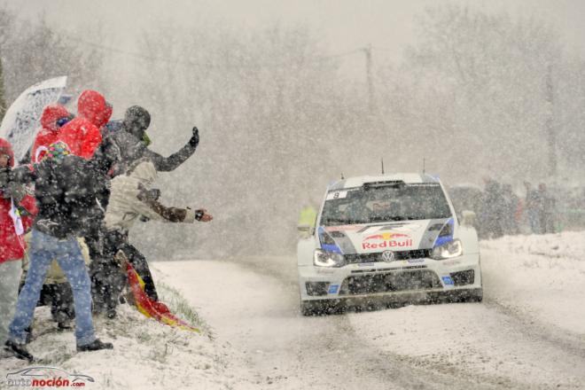 Confirmación oficial de las fechas del calendario WRC 2014