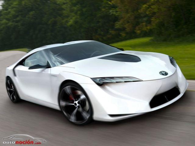 ¿El regreso del Toyota Supra?