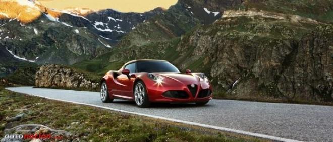 El Alfa Romeo 4C: ya a la venta en los mejores concesionarios desde 53.990 euros