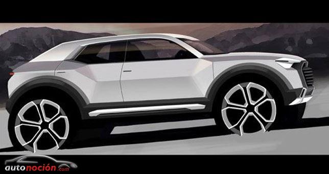 ¡Audi Q1 a la vista!