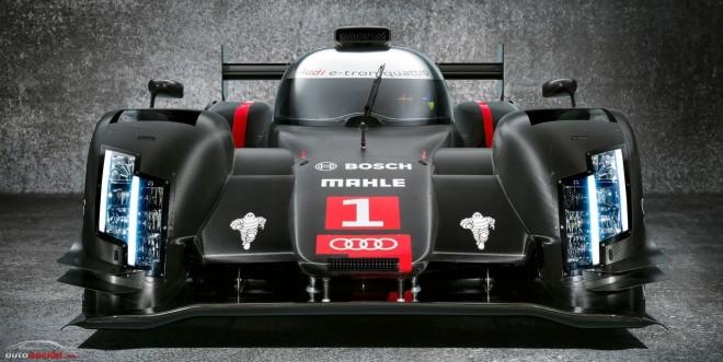 Audi R18 e-tron quattro: nueva tecnología para el Campeón del Mundo