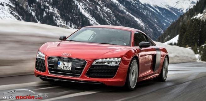 El nuevo Audi R8 e-tron podría ver la luz en 2014 con una autonomía de 400 km