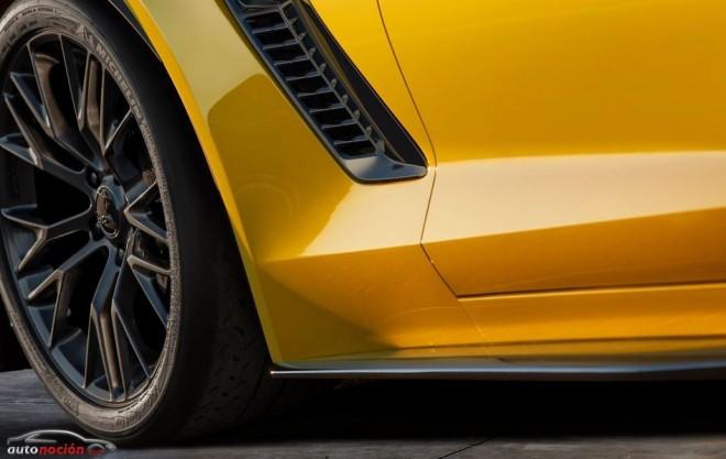 El Chevrolet Corvette Z06 hará su debut en Detroit