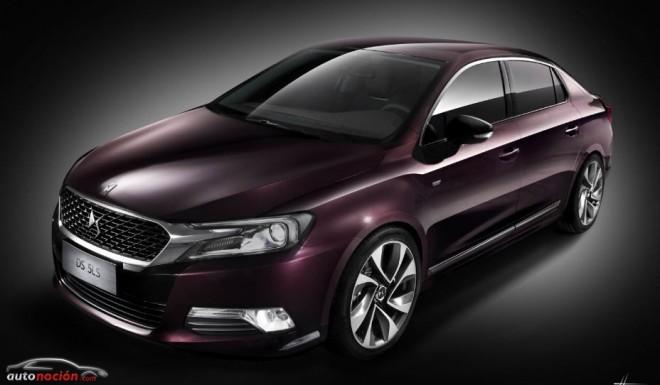 Citroën DS 5LS: Lujo chino a la francesa
