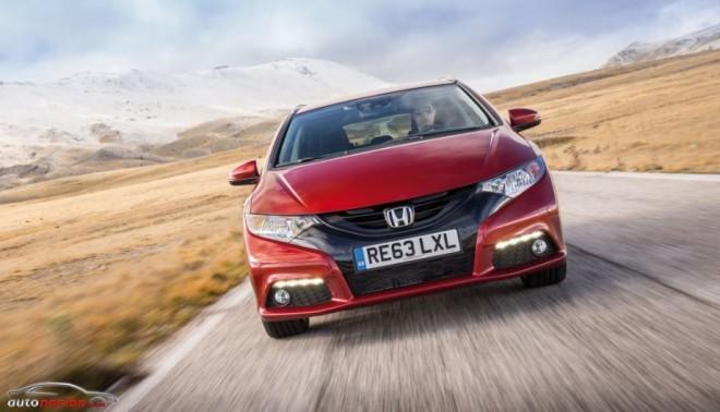 El Honda Civic más familiar y sus 620 litros de maletero desde 22.600 euros