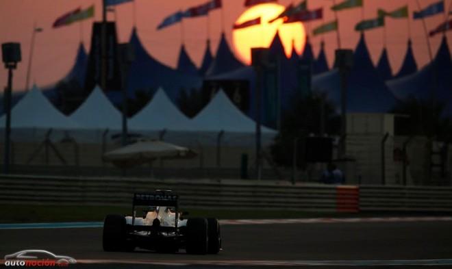 F1: La última carrera del año valdrá el doble de puntos