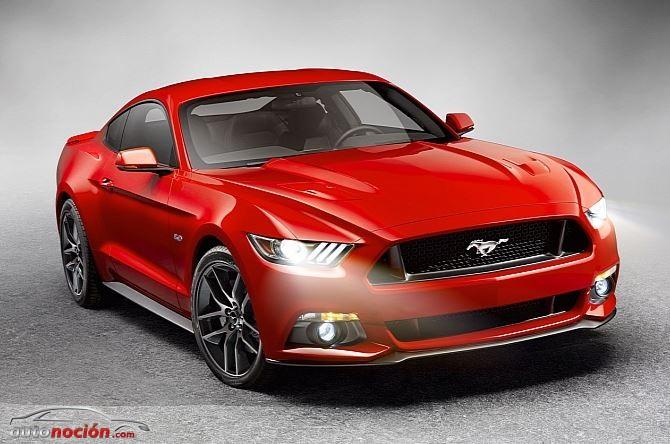 Ford Mustang: ¿diésel, eléctrico o híbrido entre las futuras motorizaciones?