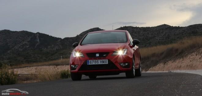 Prueba Ibiza CUPRA 1.4 TSI 180 cv DSG 7: La deportividad compacta según SEAT