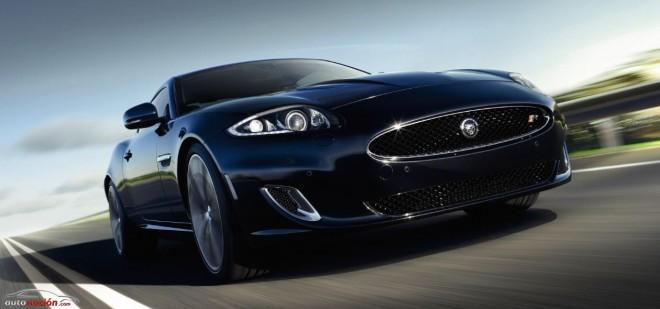 Jaguar dirá adiós a su parrilla cromada ovalada