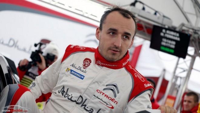 Kubica correrá con Ford el campeonato completo WRC