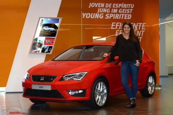 Laia Sanz, nueva embajadora de SEAT
