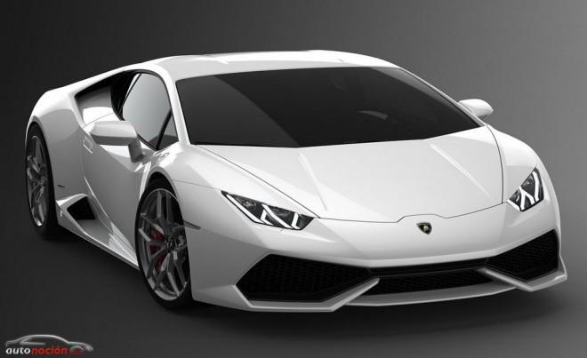 Lamborghini Huracán LP 610-4: 610 cv para el sustituto del Gallardo