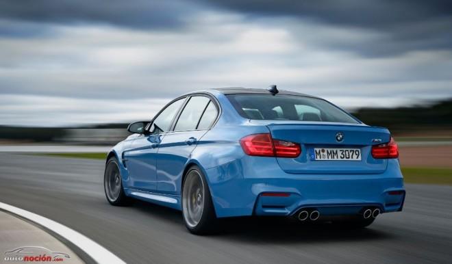 Nuevos BMW M3 y M4: Ya están aquí para quemar rueda