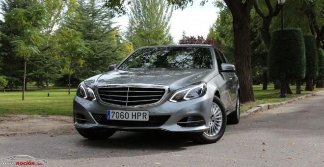 Prueba Mercedes-Benz E 220 CDI 7G-TRONIC PLUS: Cuando la Elegancia y la Clase se conocen