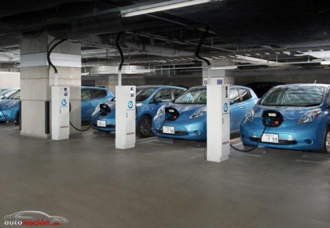 ¿Y si utilizamos la energía almacenada en las baterías de tu coche para tu casa y tu oficina?