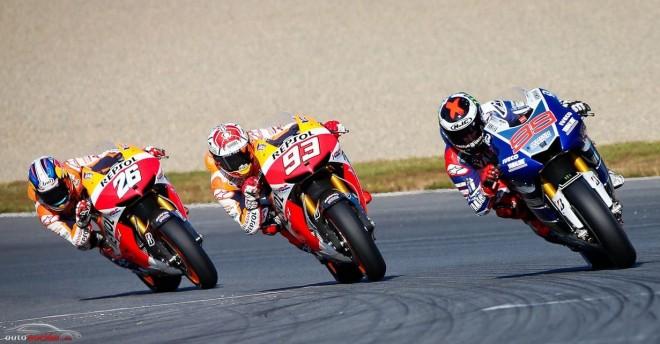 """¿Quién tiene la """"obligación"""" de ganar el mundial 2014 de Moto GP?"""