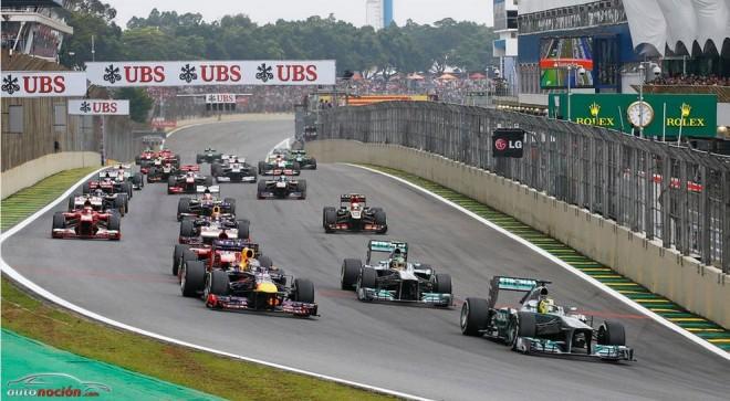 Descubre para qué escuderías correrán los pilotos de Fórmula 1 en 2014