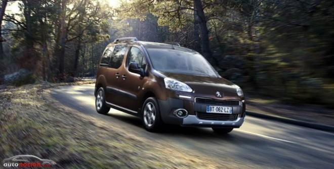 Peugeot Partner Tepee incorpora la nueva caja de cambios ETG