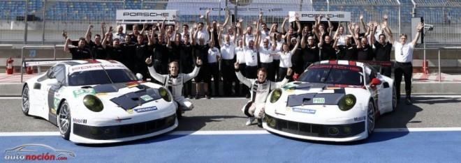 Una agenda cargada para el Porsche 919 Hybrid y el 911 RSR