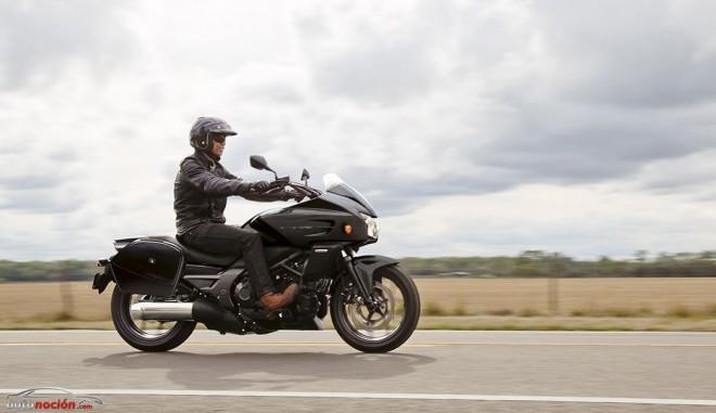 La nueva Honda CTX700 ya tiene precio