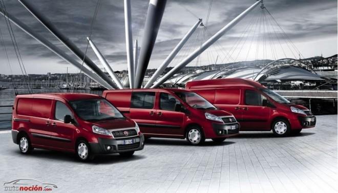 Las ventas de vehículos comerciales siguen en aumento